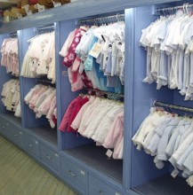 baby clothes of boys