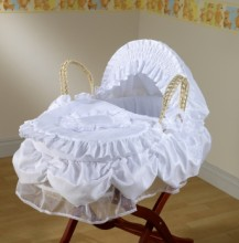 country cradle moses basket