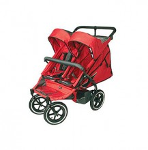 philteds twin stroller